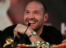 Tyson Fury Unretires Just Hours After Saying Boxing Was 'A Piece Of Sh*t'