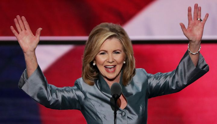 Rep. Marsha Blackburn thinks it's a bad idea to do what she did.