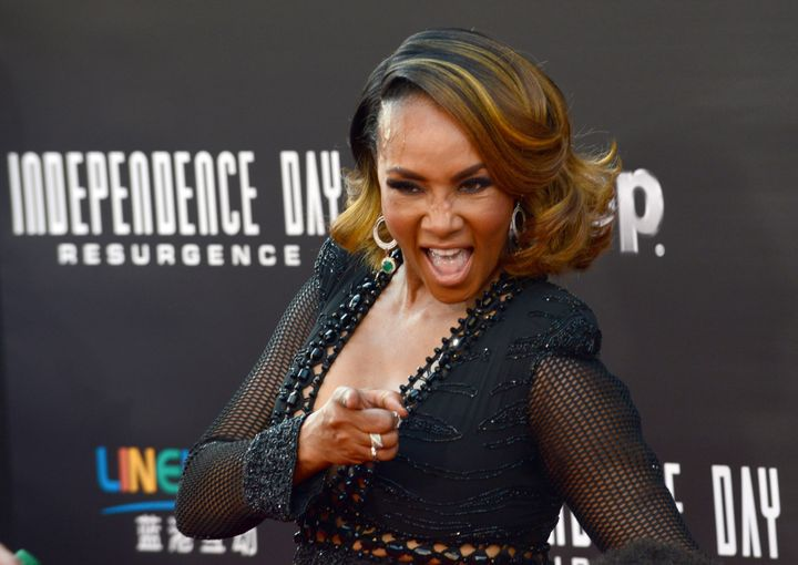 """""""When my producers brought up the idea of Vivica in the role, it was a lightning bolt,"""" the film's director"""