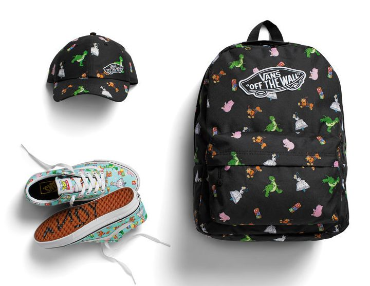 Vans  New  Toy Story  Shoe Collection Goes To Infinity And Beyond ... 2d8db530245