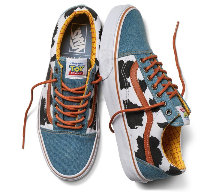 Vans' New 'Toy Story' Shoe Collection Goes To Infinity And Beyond ...