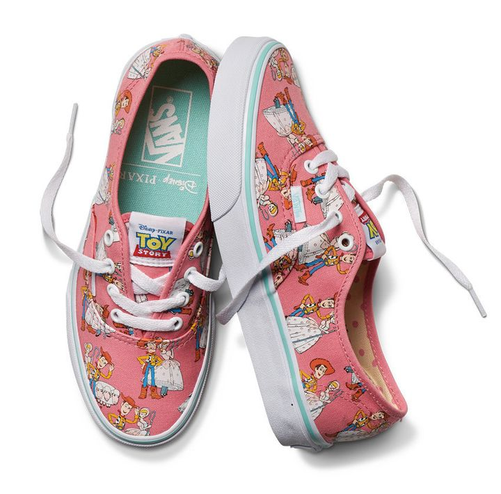b33bdb987fc2 Vans  New  Toy Story  Shoe Collection Goes To Infinity And Beyond ...