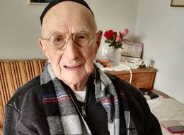 World's Oldest Man Finally Has Bar Mitzvah Ceremony At 113