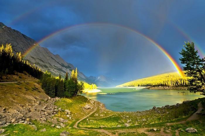 Jasper National Park, Canadian Rocky Mountains