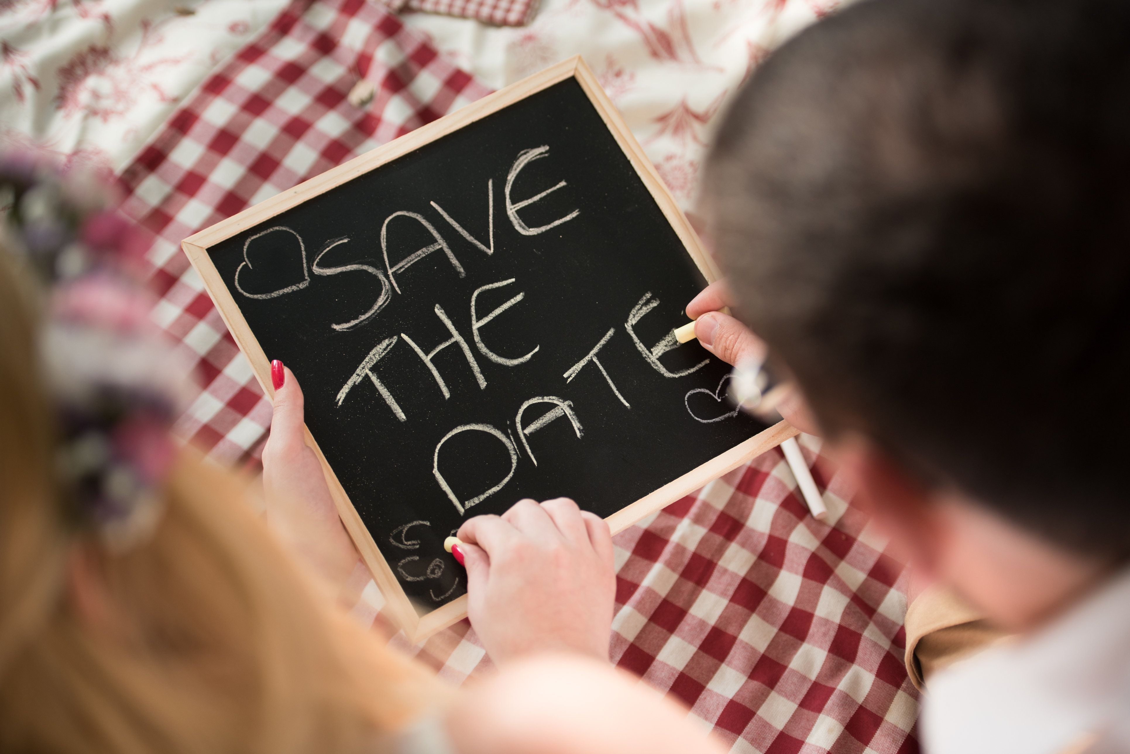 Why You Should Think Twice About Who Receives A Save The Date