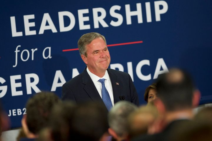 Jeb Bush raised over $100 million for his own super PAC despite laws banning coordination.