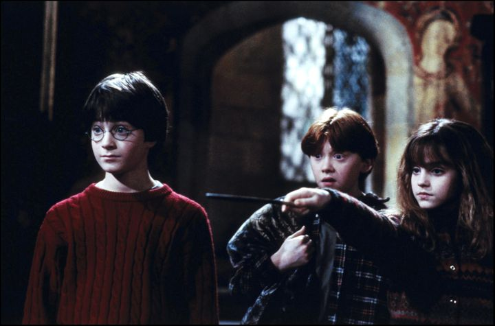 """All eight """"Harry Potter"""" films will play in IMAX theaters for one week."""