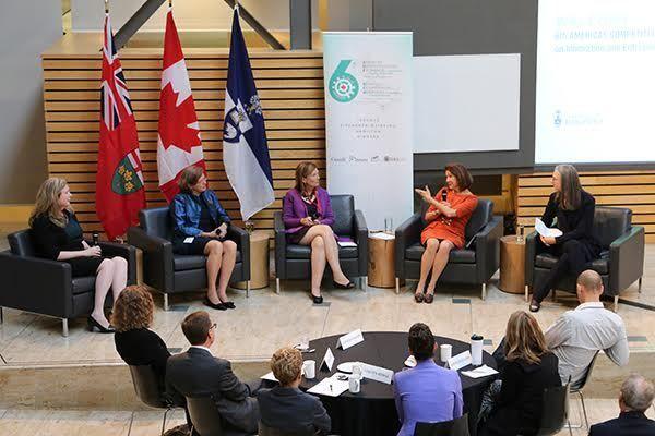Women & STEM panel, Toronto