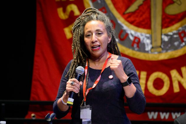 Jackie Walker was removed as Momentum vice-chair following comments branded 'anti-Semitic' by some in...