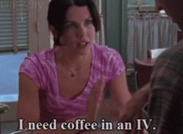 Luke's Diner From 'Gilmore Girls' Is Coming To A Coffee Shop Near You