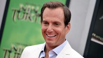 "FILE - In this Aug. 3, 2014 file photo, Will Arnett arrives at the LA Premiere of ""Teenage Mutant Ninja Turtles"" in Los Angeles. Arnett is producing the new streaming series Game Chat, which features him playing games alongside comedians Peter Giles and Dennis Gubbins in several installments. The show debuts Wednesday, Feb. 11, 2015, and subsequent episodes will launch every other week on Xbox Live and YouTube. (Photo by Richard Shotwell/Invision/AP, File)"