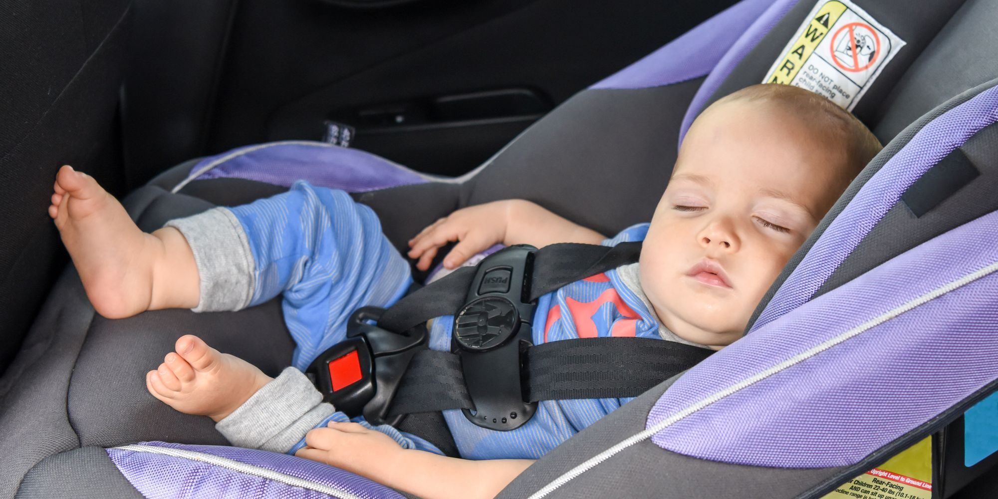 Parents Warned Against Letting Newborns Sleep In Car Seats ...