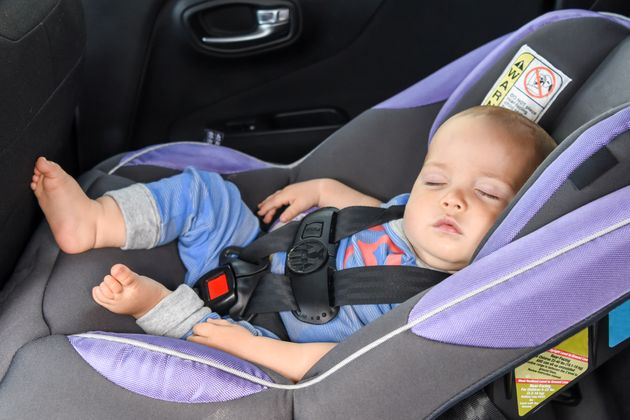 Parents Warned Against Letting Newborns Sleep In Car Seats For Long