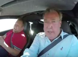 'The Grand Tour' Presenting Team Give James Corden The Ride Of His Life