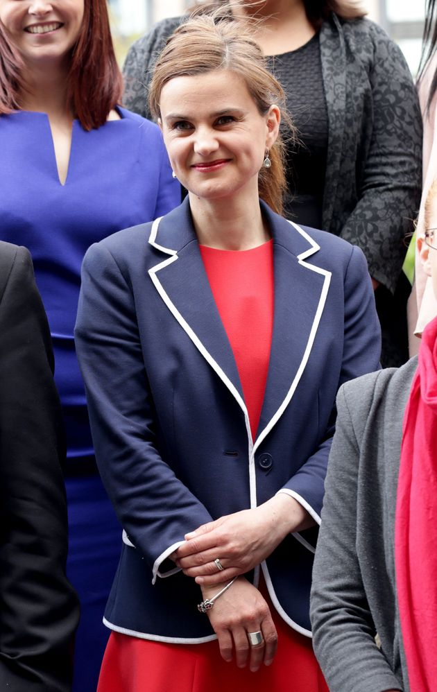 MP Jo Cox was killed on June