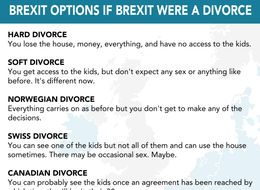 Your Handy Divorce-Style Guide To Brexit