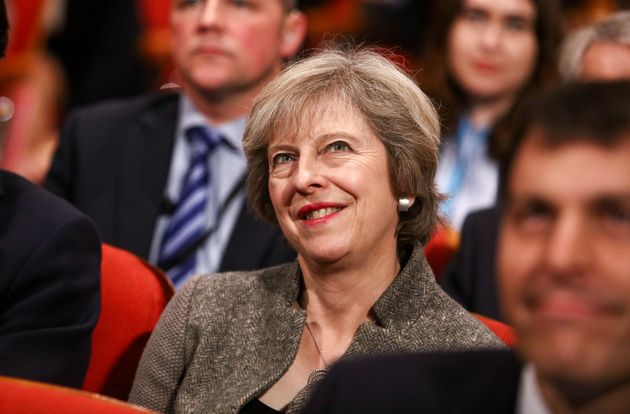 Theresa May: I'm happy to be a 'bloody difficult