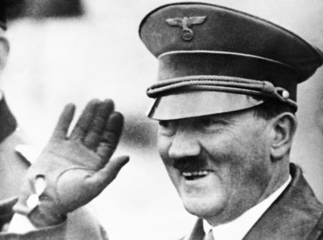 Some historians estimate Adolf Hitler was on a cocktail of up to 74