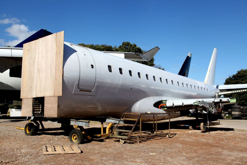 Here's What Happens To Airplanes When They're Too Old To Fly