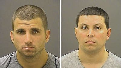 Scott Smith and Andrew Nappi face first- and second-degree assault charges for a stadium fight that left Joseph Bauer with a
