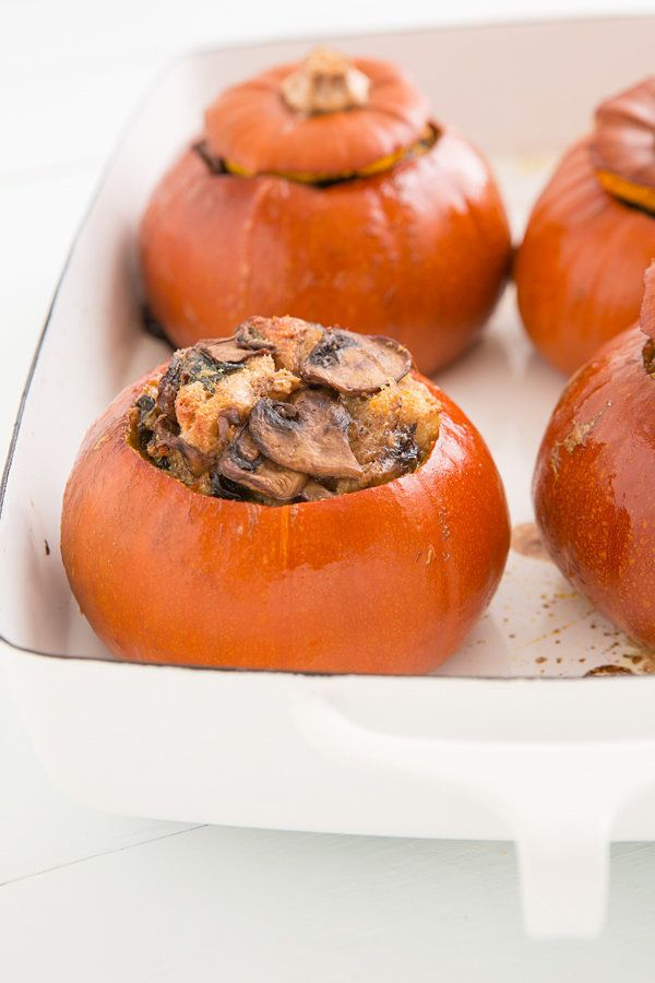 11 Delicious Ways To Stuff A Pumpkin