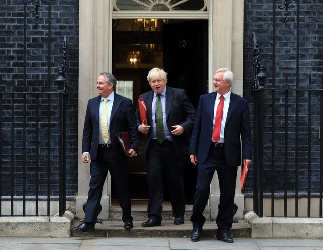 David Davis Says 'Whole Government' Will Be Blamed If Brexit Goes Wrong - Not Just