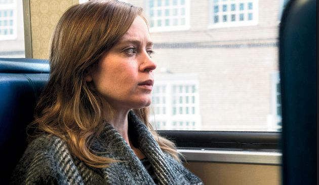 Emily Blunt plays Rachel, a woman devastated by loss and