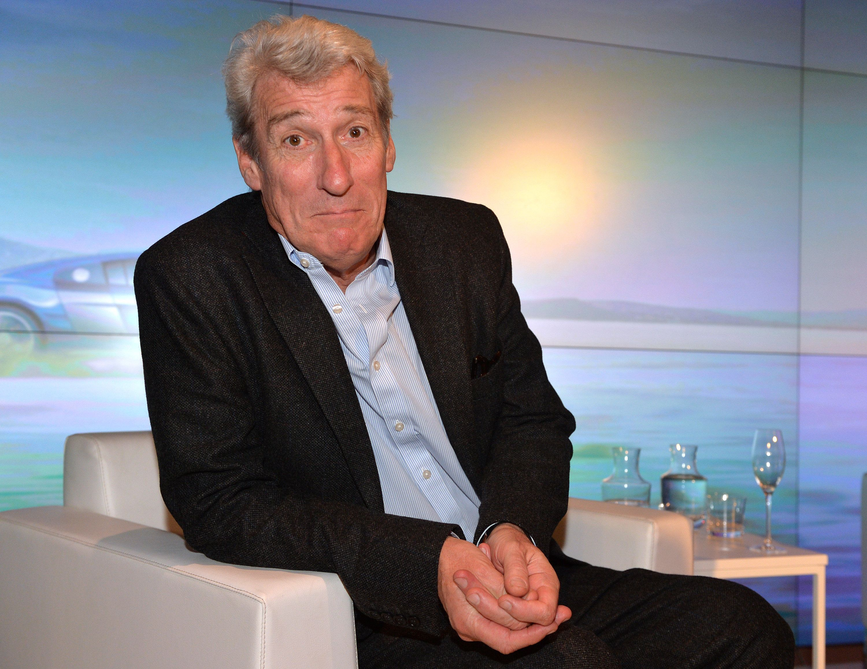 Jeremy Paxman Gives Away Incredible Secret About University