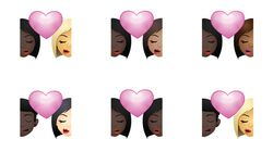 Finally, Interracial Couple Emojis Make Their