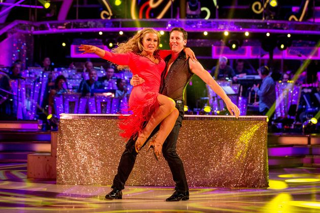 Anastacia has been on the receiving end of a backlash from 'Strictly'