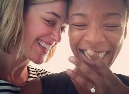 'OITNB' Star Samira Wiley Gets Engaged To Her Girlfriend