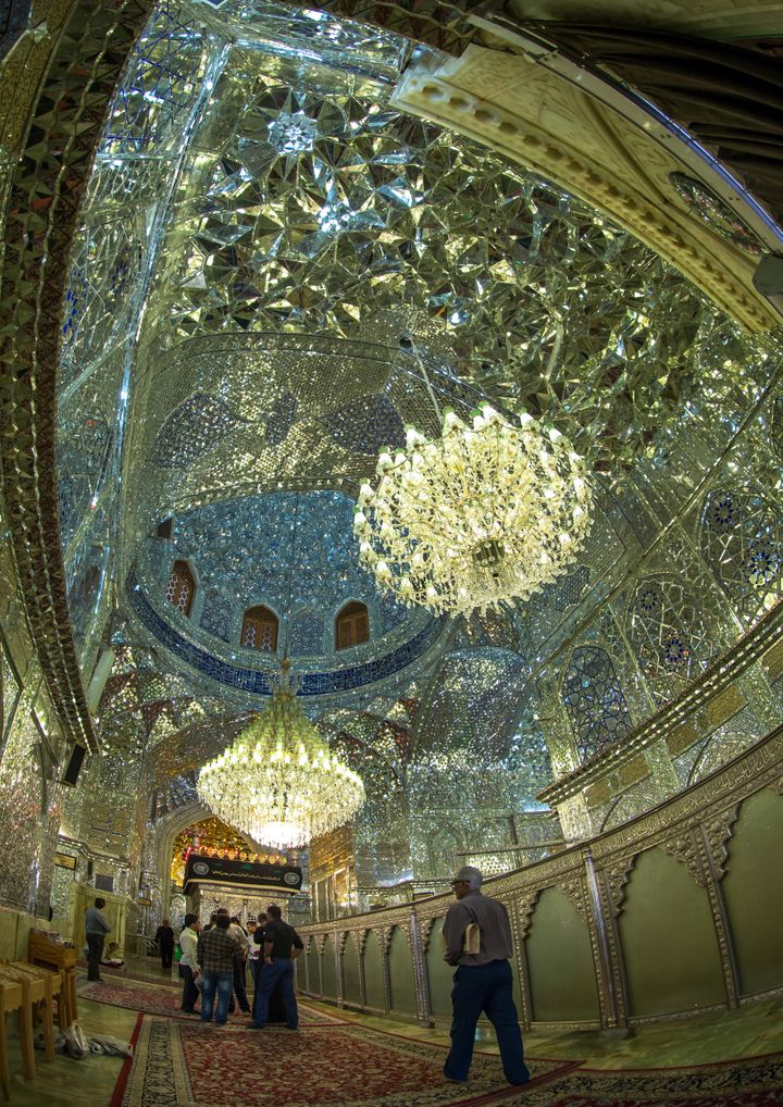 This Mosque S Beauty Is Seriously Otherworldly Huffpost