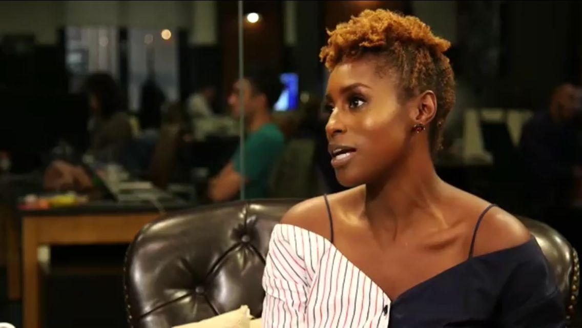 Issa Rae sits down to discuss the importance of positively portraying female sexuality