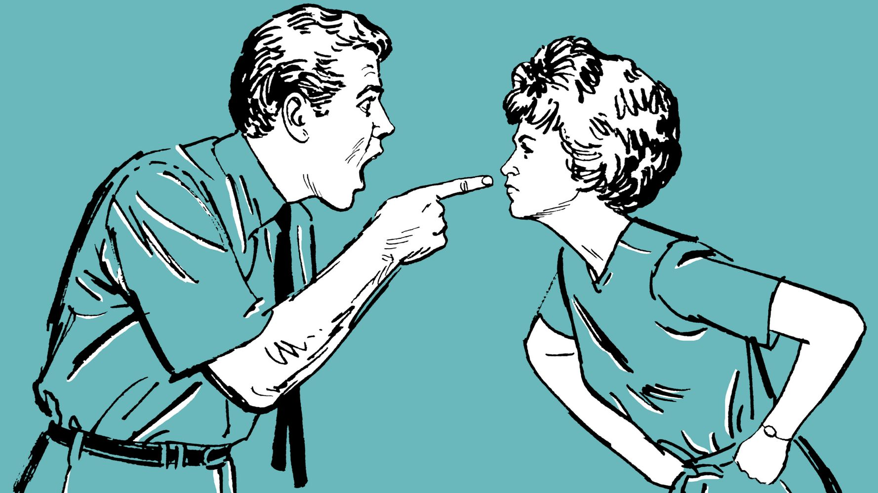6 Ways To Argue And Not End Up Divorced