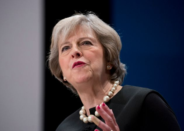 Theresa May Echoes Margaret Thatcher As She Says Tories Will Target Working