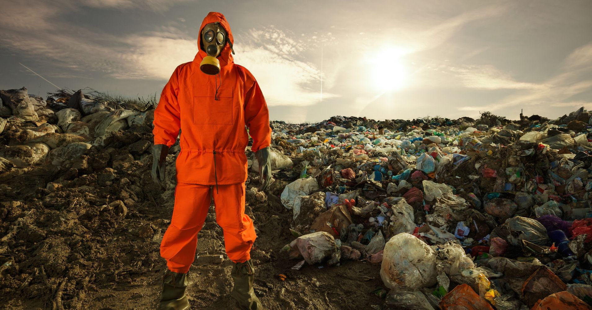 Waste Couture: Environmental Impact of the Clothing Industry