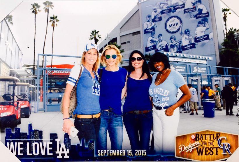 Dodgers vs. Rockies 9/25/15 Pre-Catch