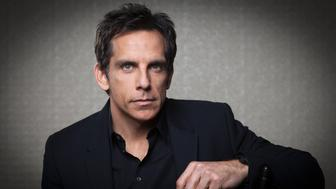 """Actor Ben Stiller poses for a portrait in advance of his movie """"The Secret Life of Walter Mitty"""" in New York December 7, 2013.     REUTERS/Carlo Allegri (UNITED STATES - Tags: ENTERTAINMENT PORTRAIT)"""