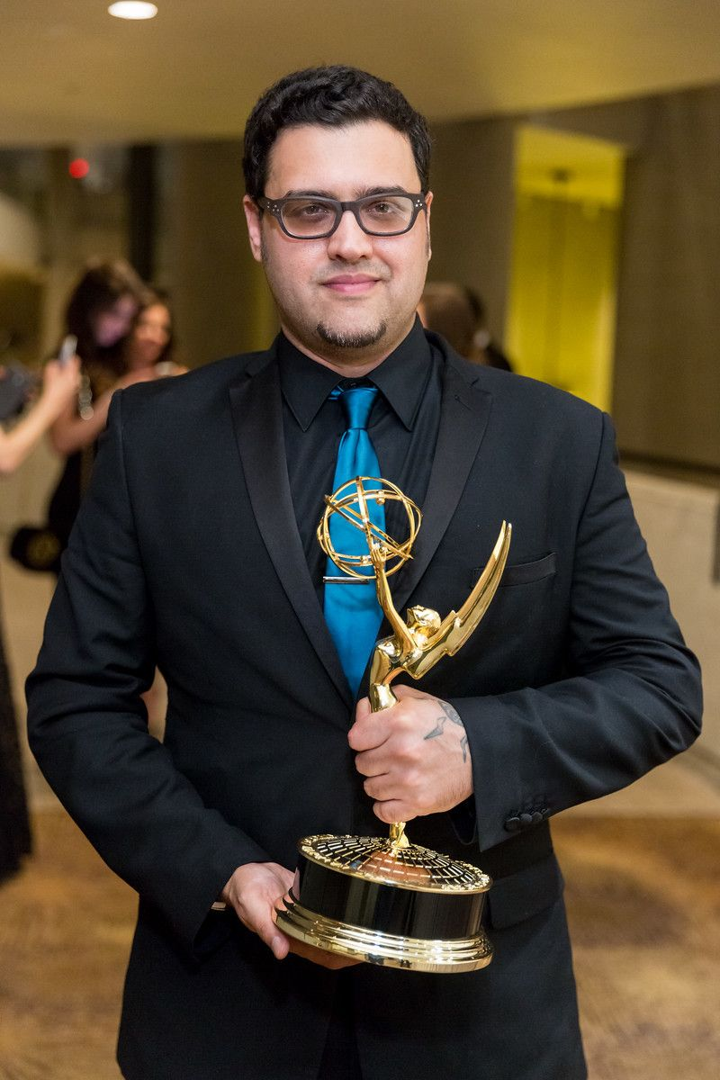 """2016 Emmy Win """"The Bay"""""""