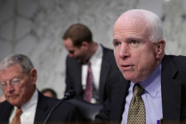 Sen. John McCain warns that Americans are not facing