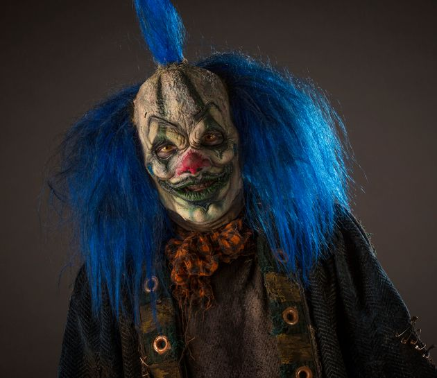 Police are appealing for information about people dressing up as clown and scaring people in Newcastle...