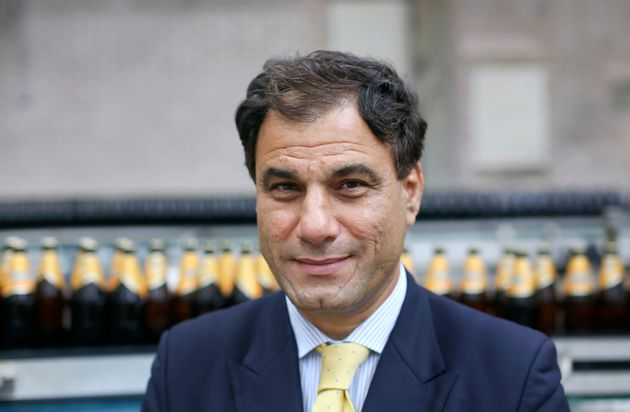 Amber Rudd is 'Out Of Tune': Lord Karan Bilimoria, founder of Cobra beer andChancellor...