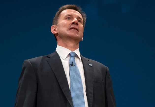 Jeremy Hunt attracted scorn from those who sought to defend foreign-born