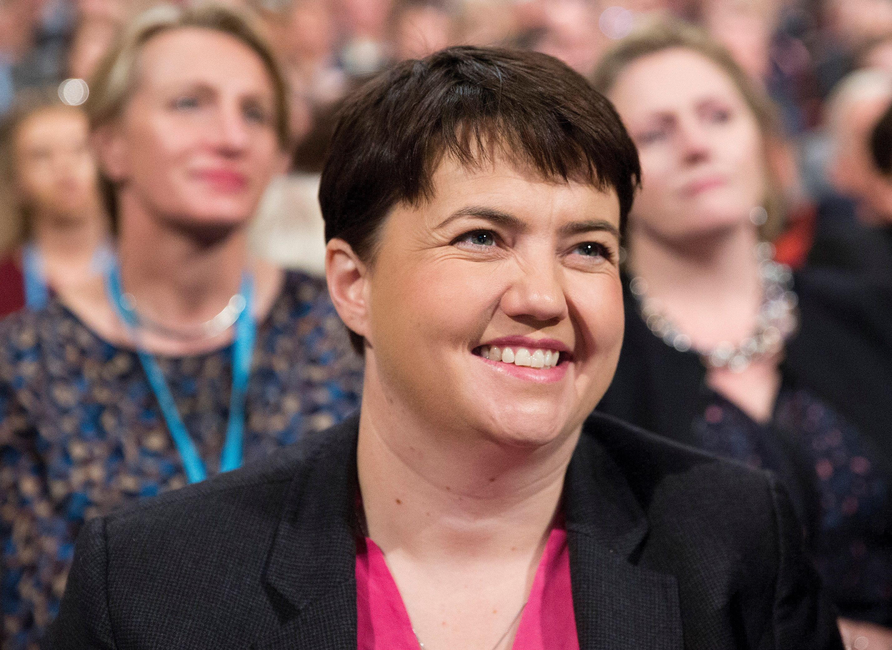Scottish Tory Leader Ruth Davidson Wants To Appear On Strictly Come