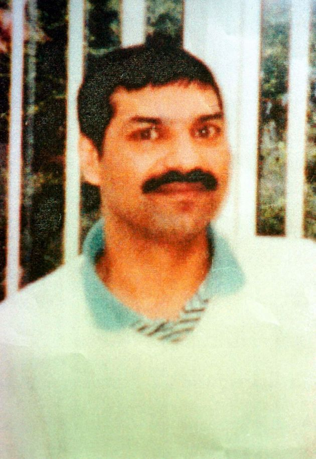 Surjit Singh Chhokar (pictured) was killed 17 years ago by Ronnie Coulter who has just been convicted...