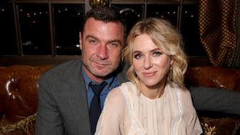 TORONTO, ON - SEPTEMBER 10:  Actors Liev Schreiber and Naomi Watts attend the Hollywood Foreign Press Association and InStyle's annual celebration of the Toronto International Film Festival at Windsor Arms Hotel on September 10, 2016 in Toronto, Canada.  (Photo by Todd Williamson/Getty Images for InStyle )