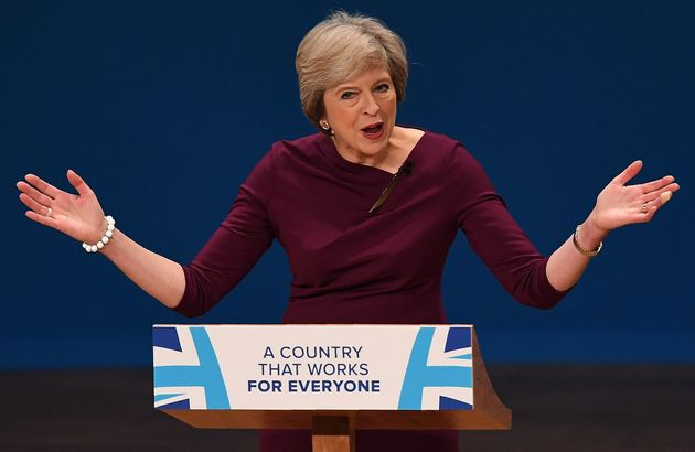 Sam Cooke, Puff Daddy and Michael Jackson: The Songs Theresa May Referenced In Her Conference