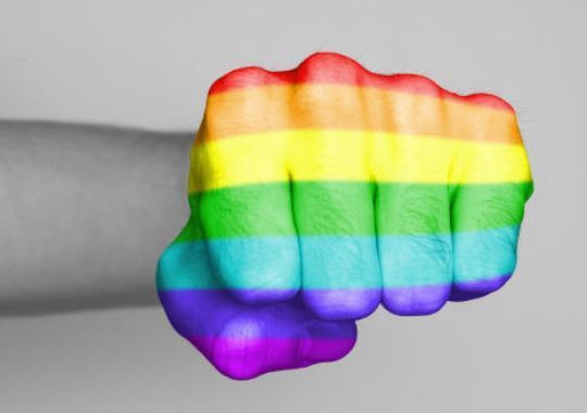the purple of the rainbow domestic violence in lgbtq relationships