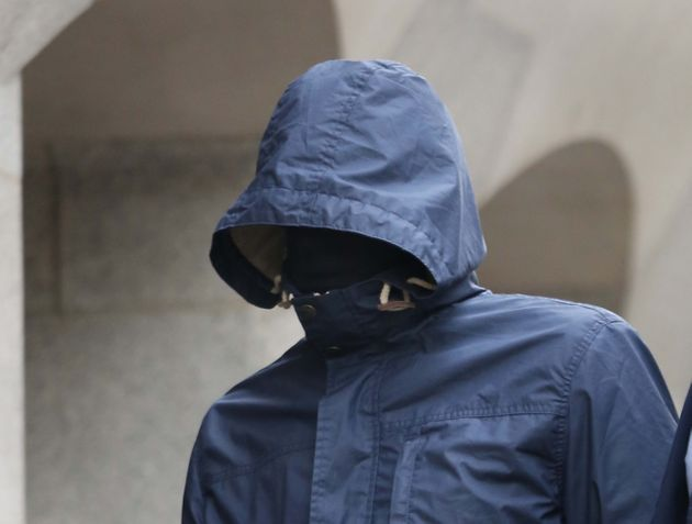 Mazher Mahmood, who was known as the 'Fake Sheikh', arrives at the Old Bailey in