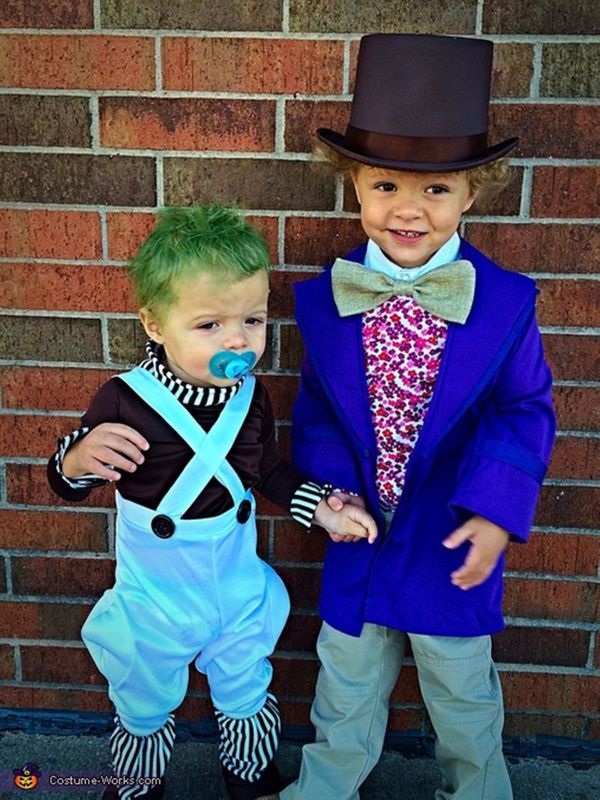 """Via <a href=""""http://www.costume-works.com/willy-wonka-and-oompa-loompa1.html"""" target=""""_blank"""">Costume Works</a>"""